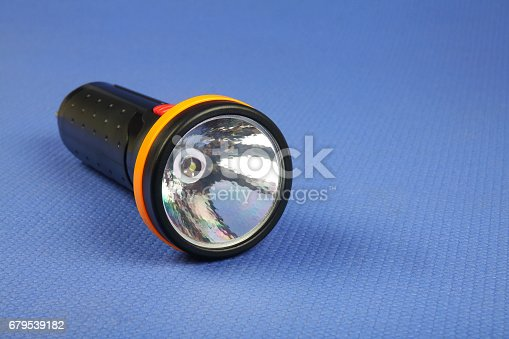 istock Indian made Torch light 679539182