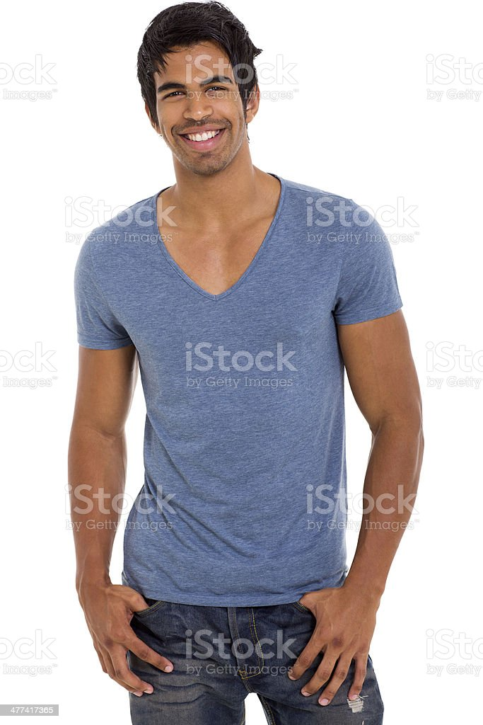 indian male model stock photo