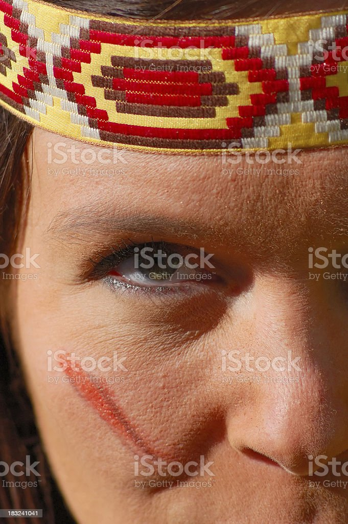 indian masquerade royalty-free stock photo