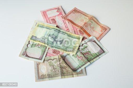 Indian Money - Nepal Rastra Bank Currencies - Nepal Rupees Banknotes