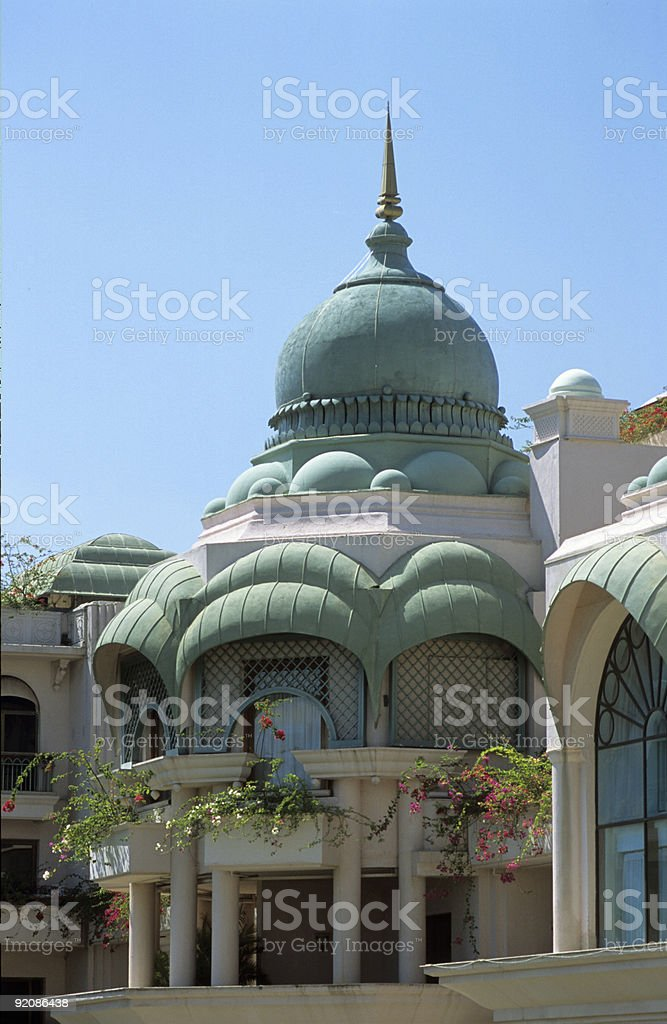 Indian Palace royalty-free stock photo