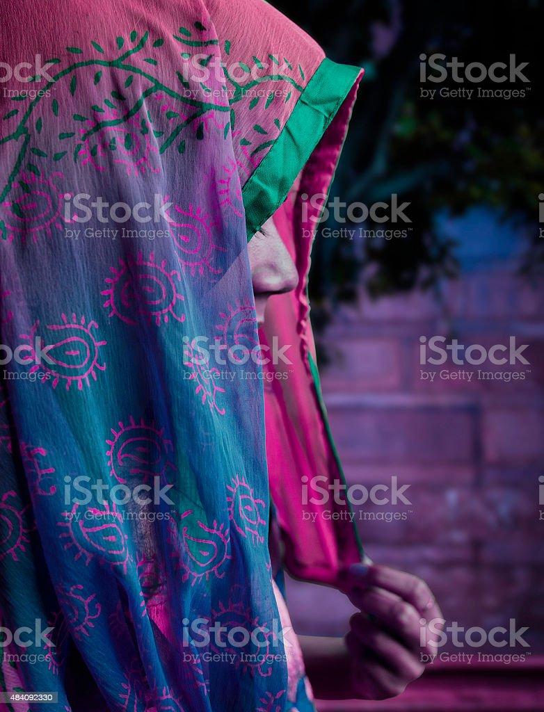 Indian Princess stock photo