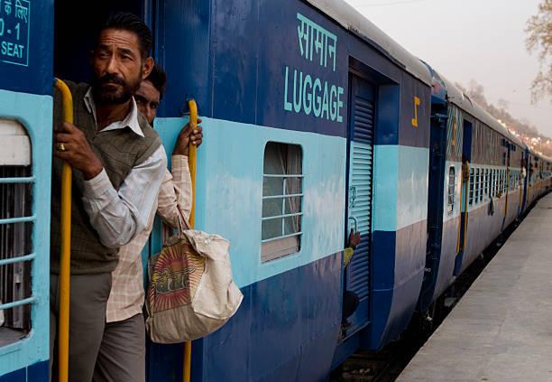 Indische Eisenbahn – Foto