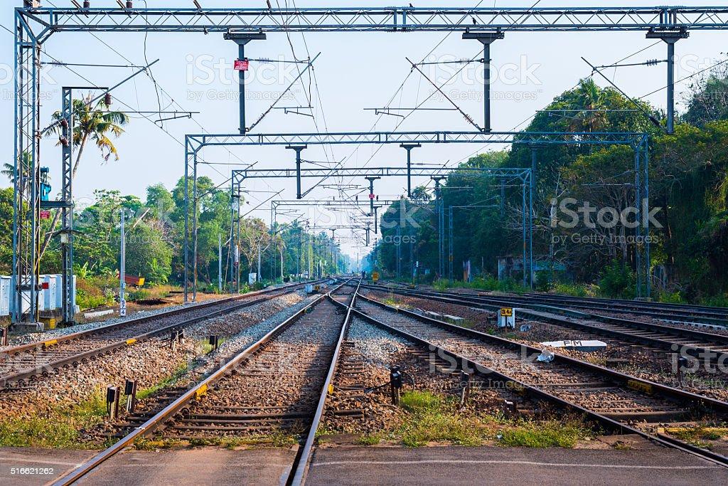 Eisenbahngesellschaft Indian Railways – Foto