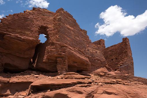 istock Indian Ruins in Arizona 510083824