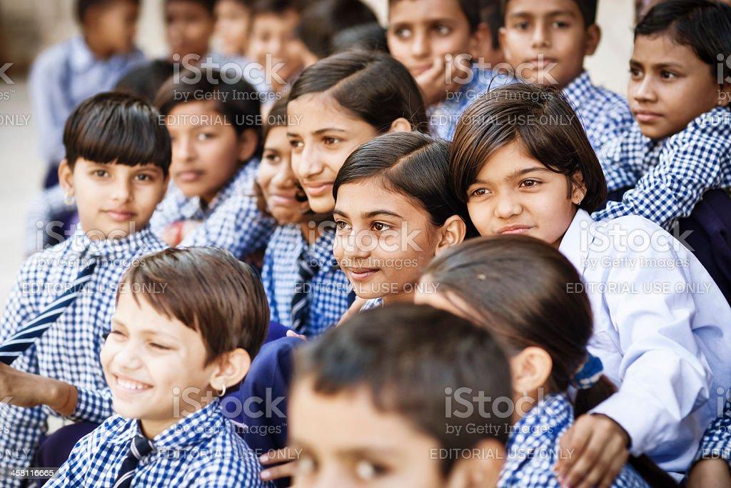 Indian School Class – Foto