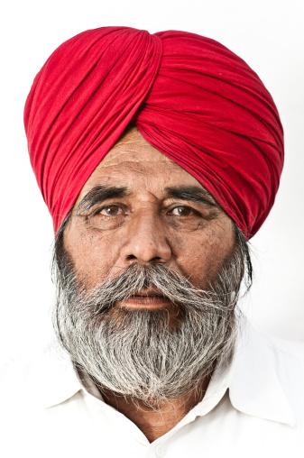 istock Indian Senior Man 125142915