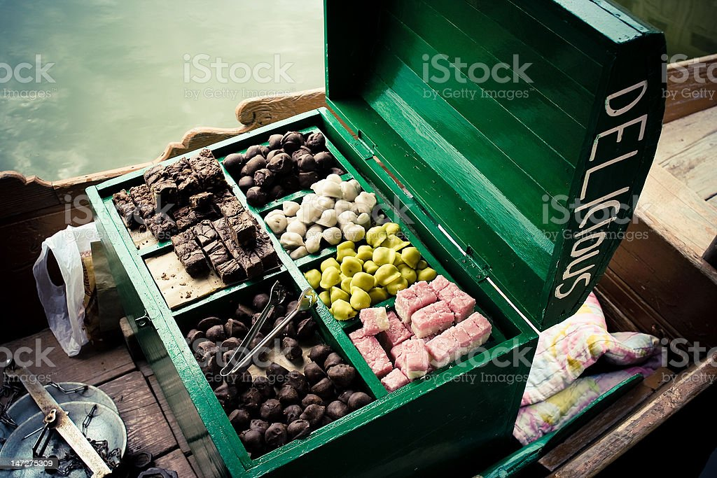 Indian sweets. royalty-free stock photo