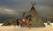 istock Indian Windrider 1276198440