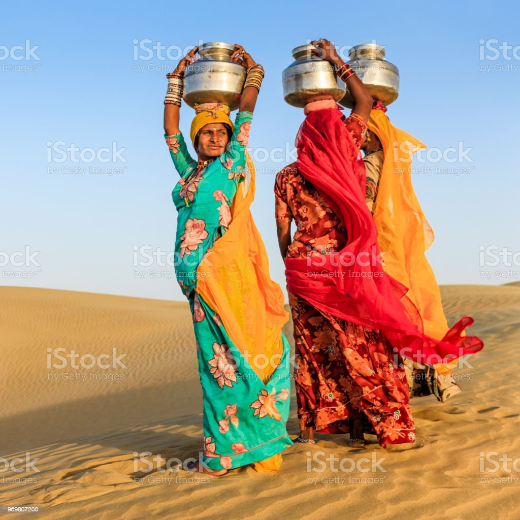 local indian women