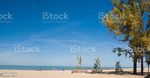 Indiana Dunes - Lake Michigan