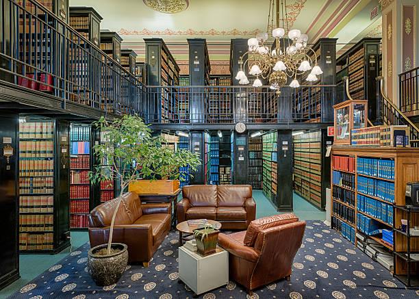 indiana biblioteca de derecho - biblioteca de derecho fotografías e imágenes de stock