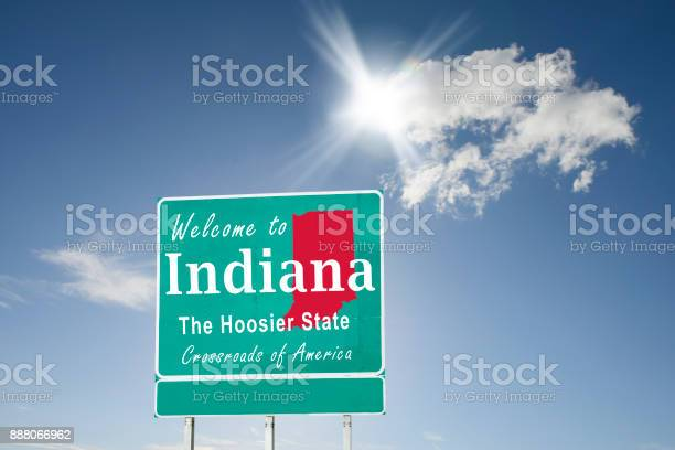 Indiana welcome road sign picture id888066962?b=1&k=6&m=888066962&s=612x612&h=o2  qlghk 9flg6gdhfsiat 6zx2k8dqk9k3ynrg3k4=