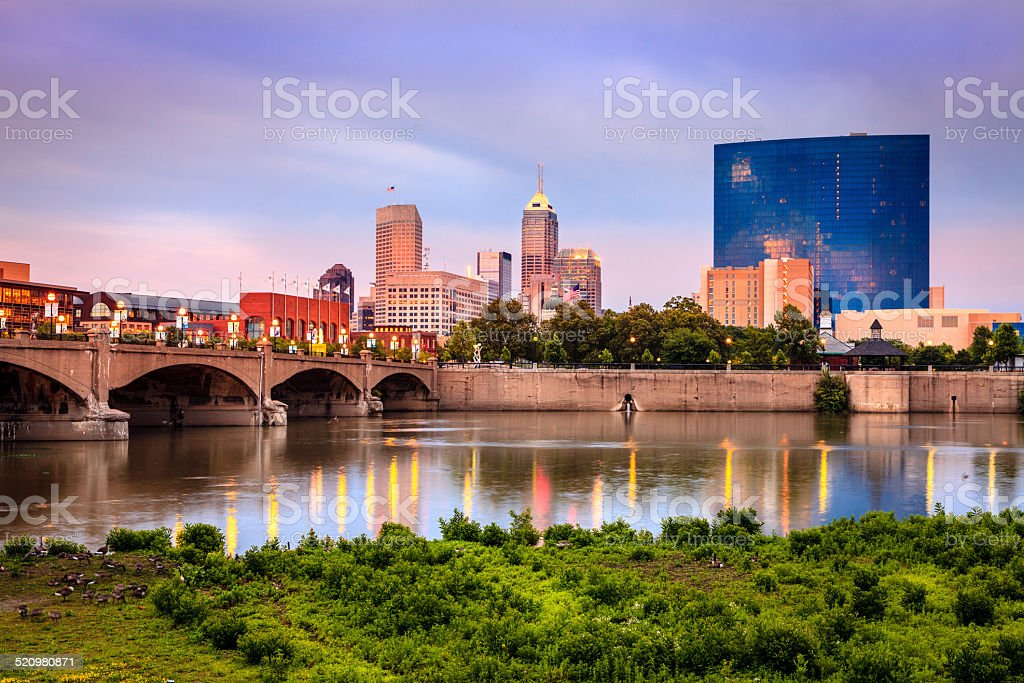 Indianapolis stock photo