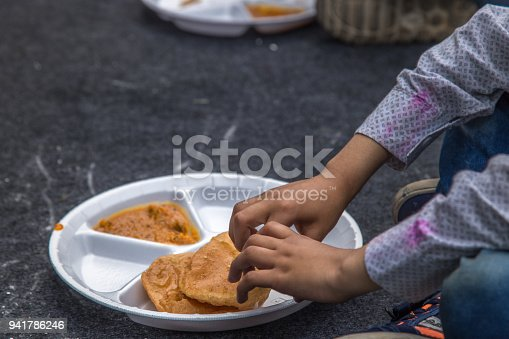 941788480 istock photo India's Mid-Day Meal Program 941786246