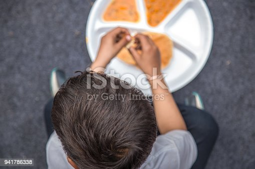 941788480 istock photo India's Mid-Day Meal Program 941786338