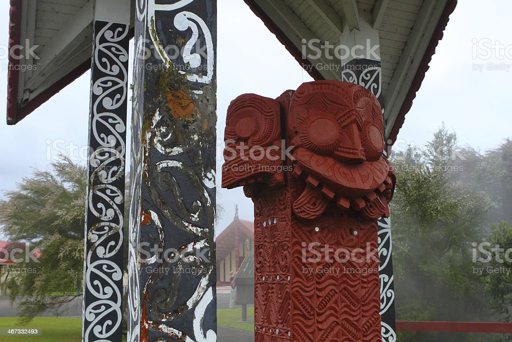 Indigenous art royalty-free stock photo