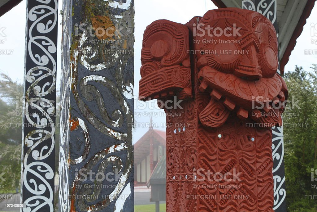 Indigenous art royalty-free stock photo