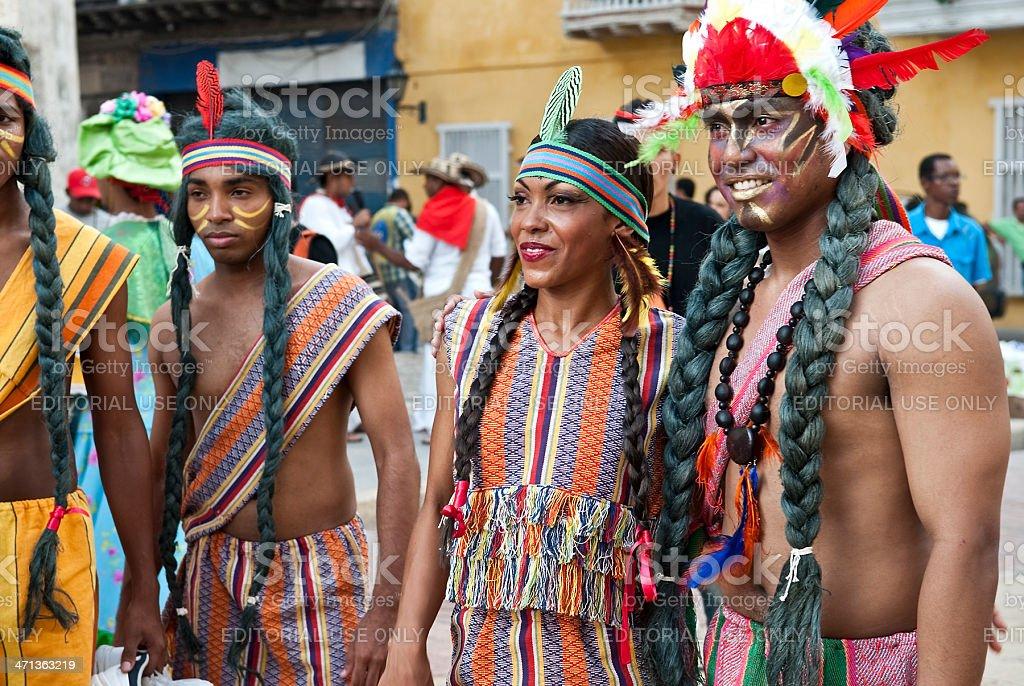 Indigene Menschen in Lateinamerika – Foto