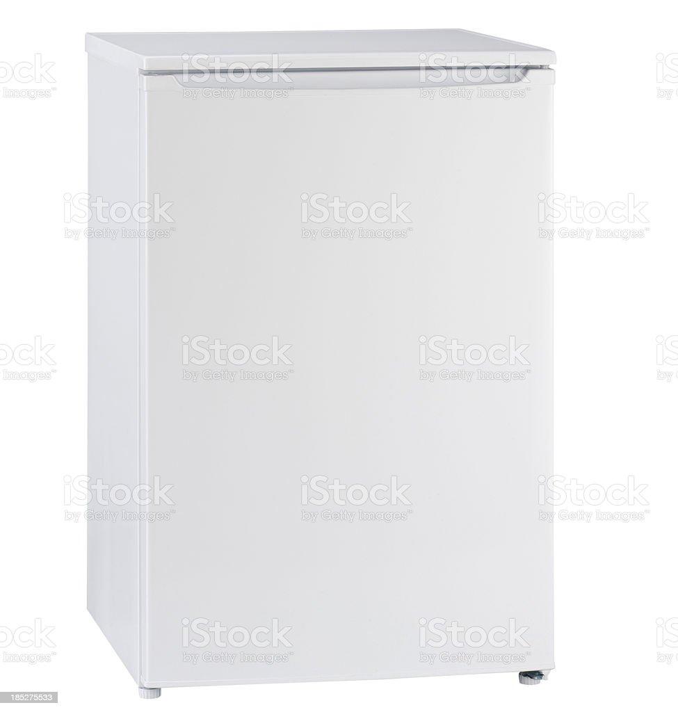 Kühlschrank, isoliert – Foto