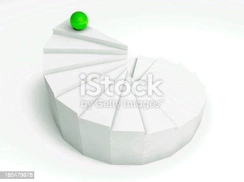 istock individuality 3d, steps 185479678