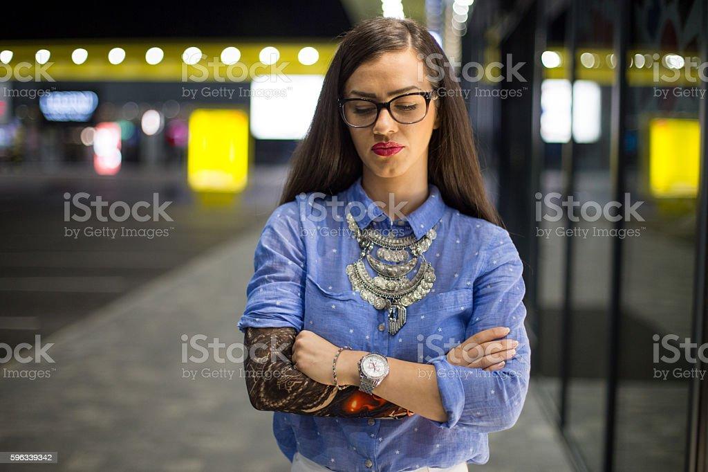 Individuality royalty-free stock photo