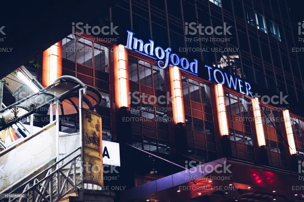 Indofood tower building