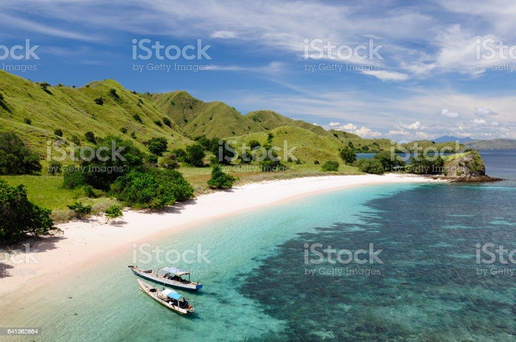 Indonesia, Komodo NP stock photo