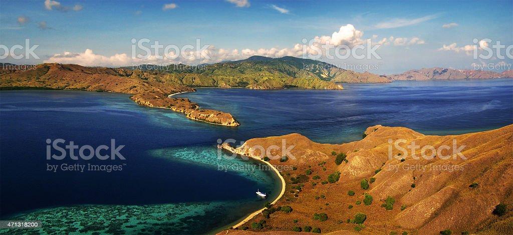 Indonesia stock photo