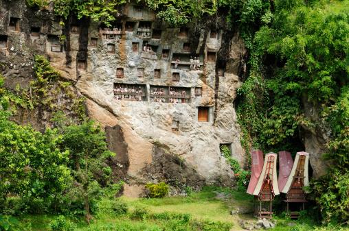 istock Indonesia, Tana Toraja, Ancient tomb 457677667
