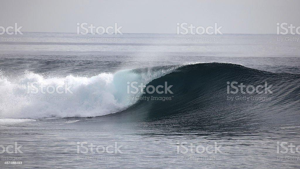 Indonesia Wave stock photo