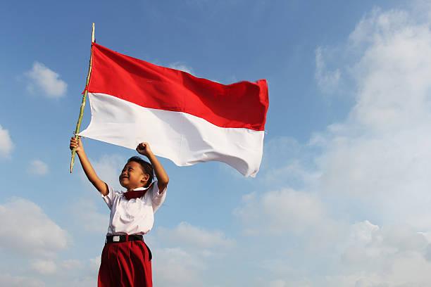 Indonesian Flag Picture Hut Ri