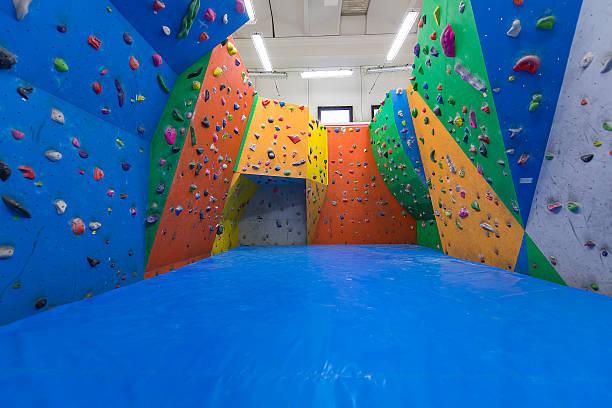 Indoor-Klettern training – Foto