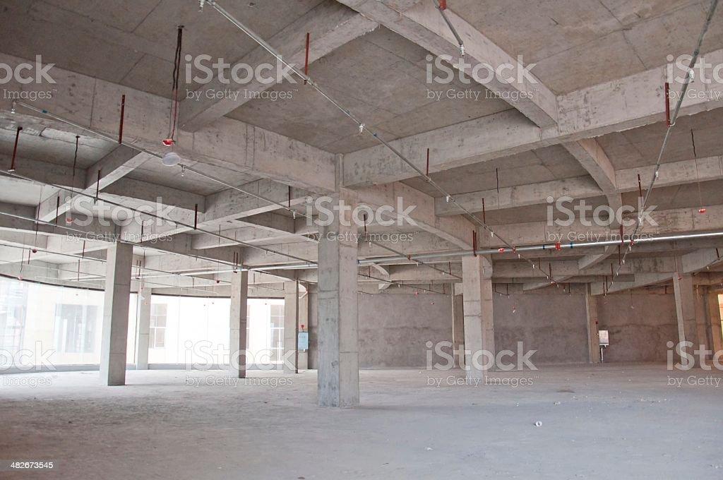 indoor-Baustelle – Foto