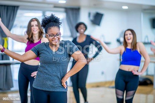 897892972 istock photo Indoor Dance Class 993250246