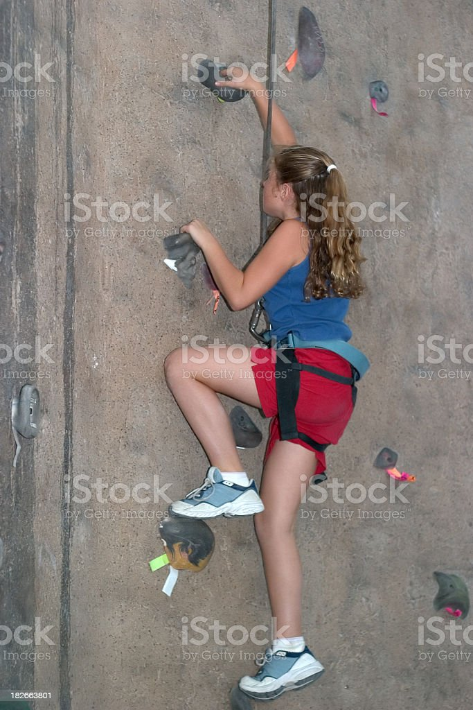 Indoor Gym royalty-free stock photo