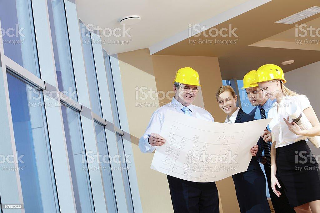 Indoor royalty-free stock photo