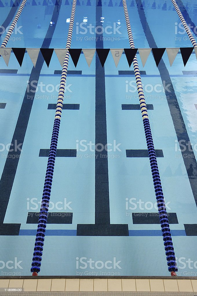 swimming pool lane lines background. Indoor Swimming Pool Lanes Stock Photo Lane Lines Background
