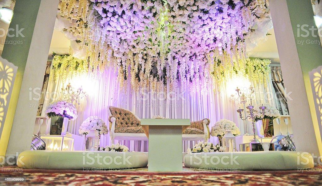 Indoor Wedding Stage Stock Photo Download Image Now Istock