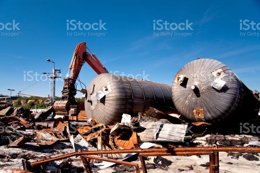 industial stock photo