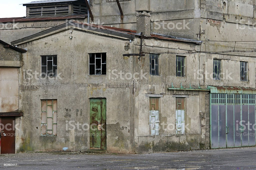 Industrial 6 royalty-free stock photo