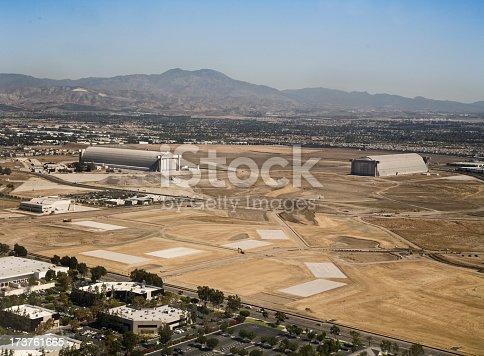 El Toro Marine Corp Station located in Irvine California.