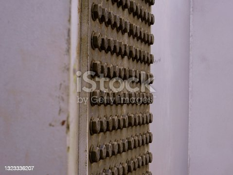 istock Industrial background 1323336207
