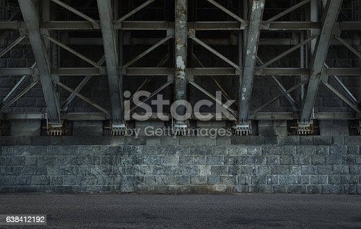 istock Industrial background 638412192