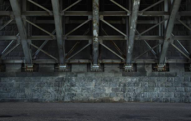 industrielle hintergrund  - betonwerkstein stock-fotos und bilder