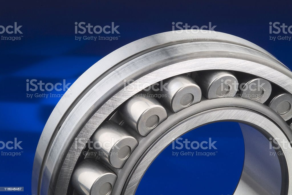 Industrial Bearing royalty-free stock photo