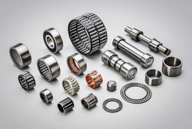 industrial bearings different types of bearings for different applications vehicle part stock pictures, royalty-free photos & images