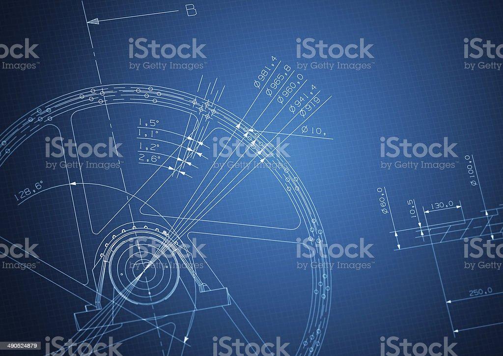 Przemysłowe projekt – zdjęcie