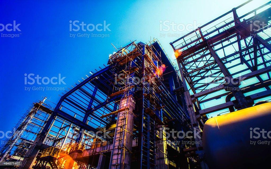 Industriegebäude – Foto