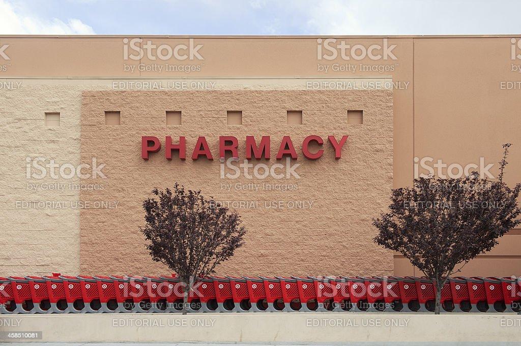 Albuquerque, New Mexico, USA - June 3, 2011: Target Retail Store...